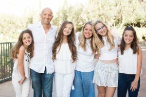 Melissa d'Arabian Family Photo